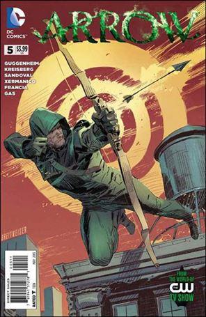 Arrow (2013) 5-A