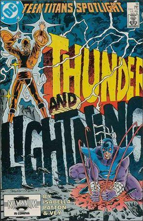 Teen Titans Spotlight 16-A