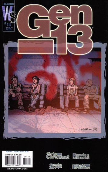 Gen13 (2002) 14-A by WildStorm