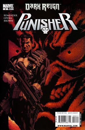 Punisher (2009) 3-A