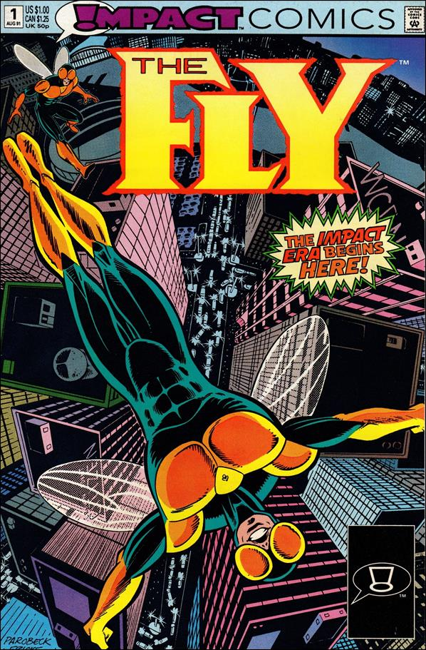 Fly (1991) 1-A by Impact Comics