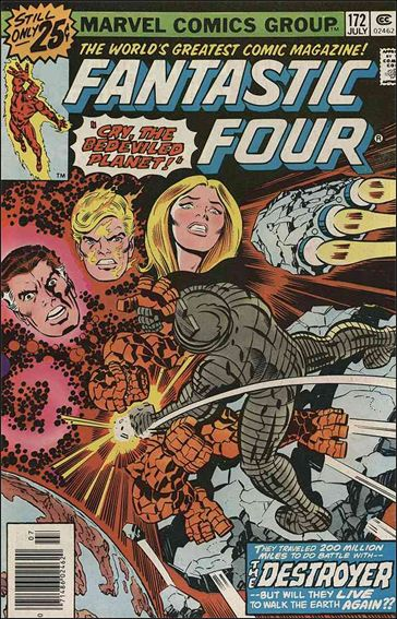 Fantastic Four (1961) 172-A by Marvel