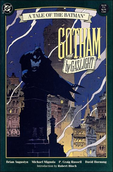 Gotham by Gaslight An Alternative History of the Batman 1-A by DC