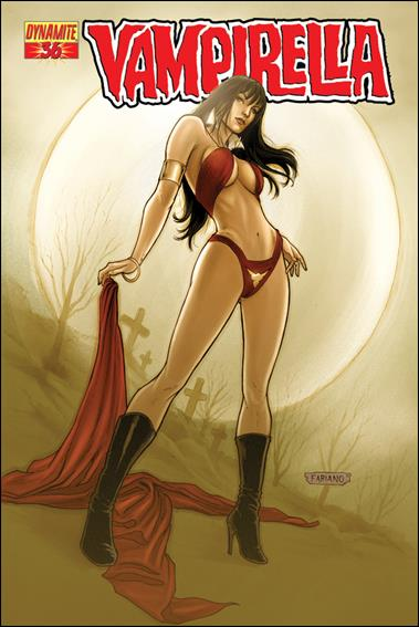 Vampirella (2010) 36-A by Dynamite Entertainment