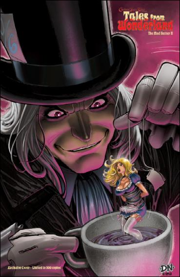 Tales from Wonderland: Mad Hatter II 1-C by Zenescope Entertainment