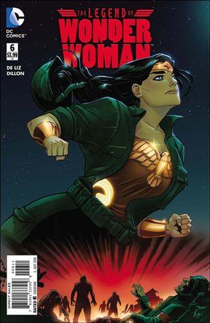 Legend of Wonder Woman (2016) 6-A