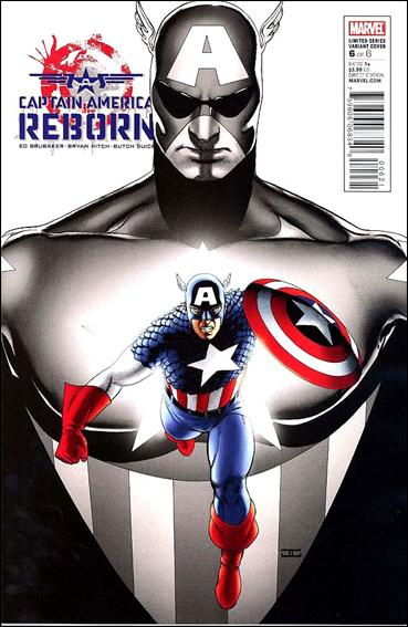 Captain America: Reborn 6-B by Marvel