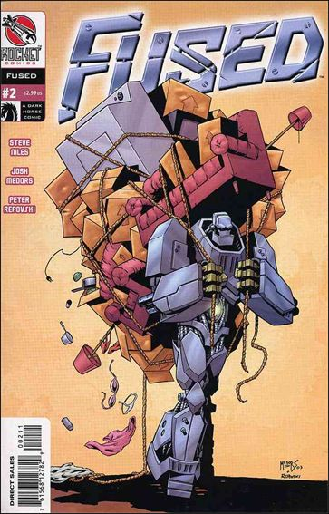 Fused (2003) 2-A by Dark Horse