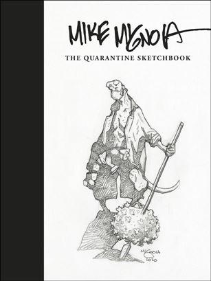 Mike Mignola: The Quarantine Sketchbook nn-A