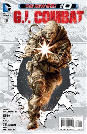 G.I. Combat (2012)  0-A