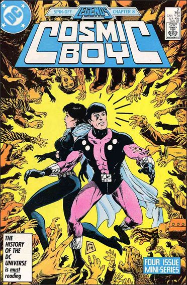 Cosmic Boy 2-A by DC
