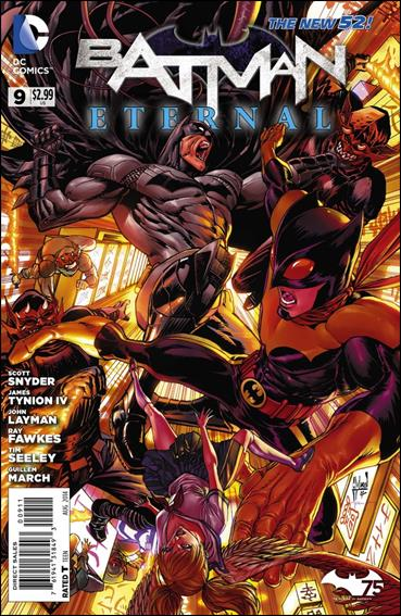 Batman Eternal 9-A by DC