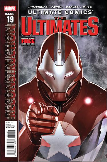 Ultimate Comics Ultimates 19-A by Marvel