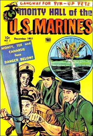 Monty Hall of the U.S. Marines 3-A