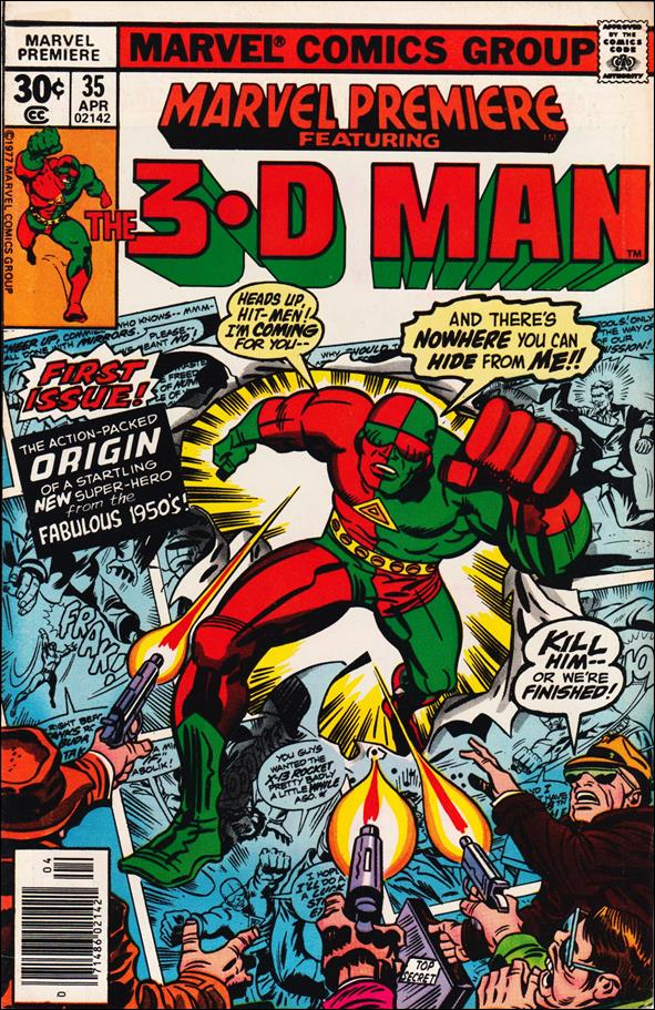 Marvel Premiere 35-A by Marvel