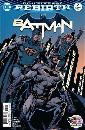 Batman (2016) 2-A