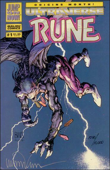 Rune (1994) 1-C by Malibu