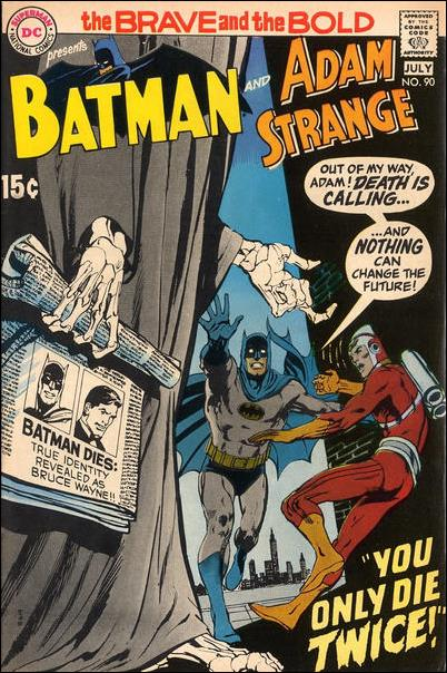 Brave and the Bold (1955) 90-A by DC