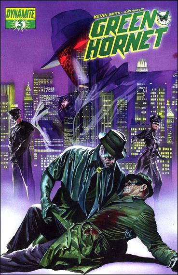 Green Hornet (2010) 3-A by Dynamite Entertainment