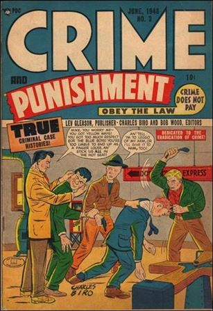 Crime and Punishment 3-A