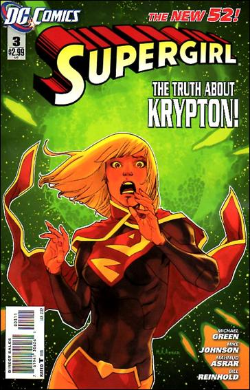 Supergirl (2011) 3-A by DC