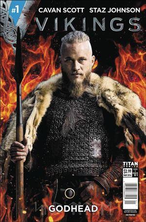 Vikings: Godhead 1-I