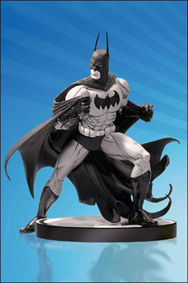Batman: Black and White  Batman (Designed by Tim Sale) 1/5000 by DC Direct