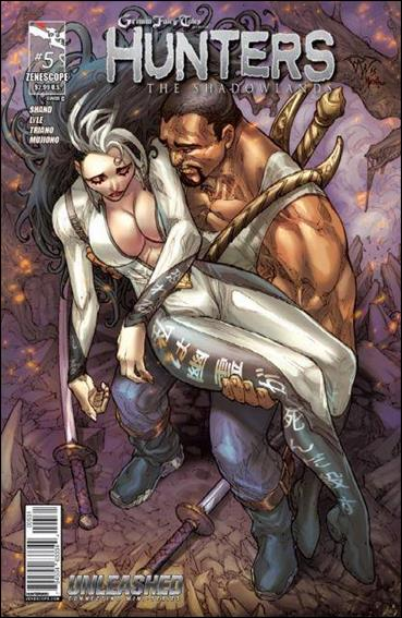 Grimm Fairy Tales Presents Hunters: The Shadowlands 5-C by Zenescope Entertainment