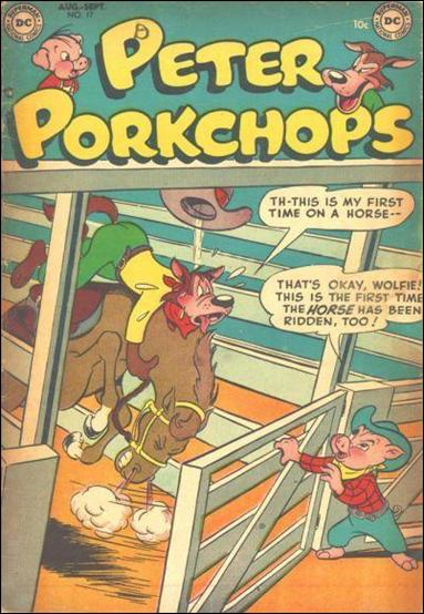 Peter Porkchops 17-A by DC
