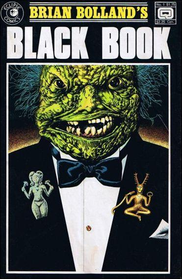 Brian Bolland's Black Book 1-A by Eclipse