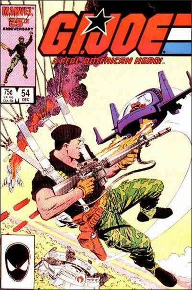 G.I. Joe: A Real American Hero 54-A by IDW