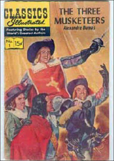 Classic Comics/Classics Illustrated 1-P by Gilberton