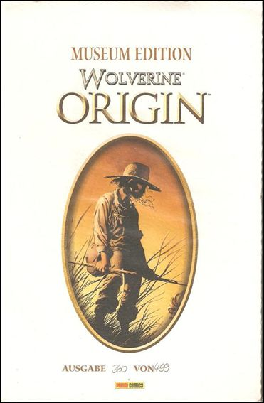 Wolverine: The Origin 1-B by Marvel