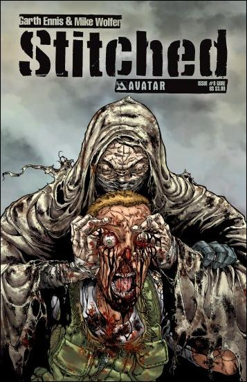 Stitched 8-C by Avatar Press