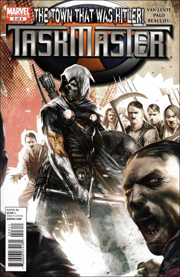 Taskmaster (2010) 3-A by Marvel