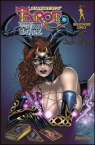 Tarot: Witch of the Black Rose 57-C by BroadSword Comics