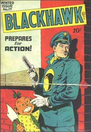 Blackhawk (1944) 17-A