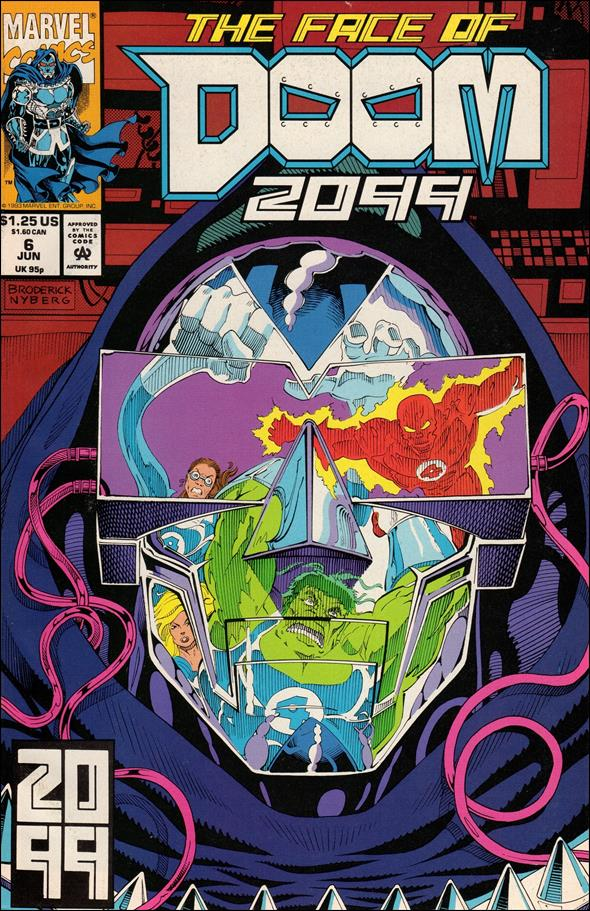 Doom 2099 6-A by Marvel