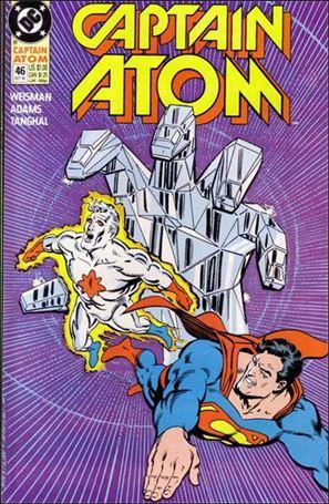 Captain Atom (1987) 46-A