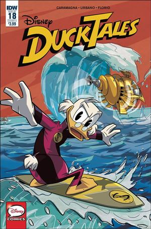 Ducktales (2017) 18-A