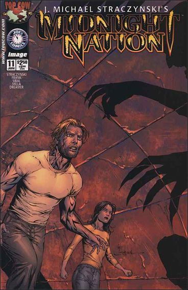 Midnight Nation 11-A by Top Cow