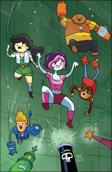 Bravest Warriors 6-C by Kaboom!