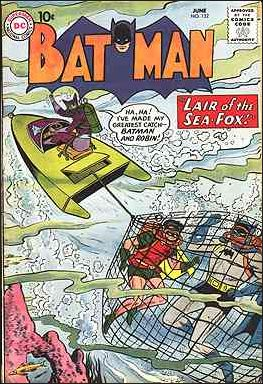 Batman (1940) 132-A by DC
