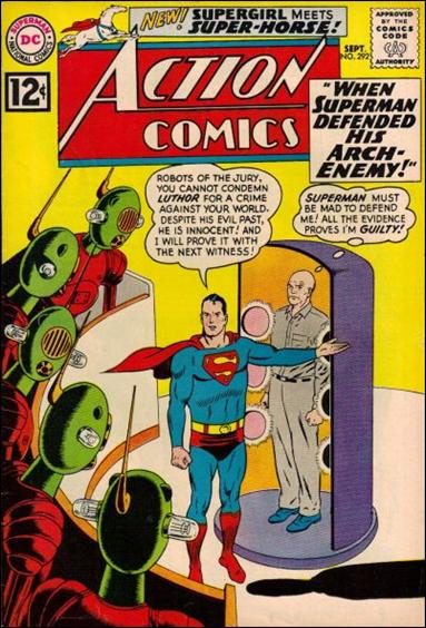 Action Comics (1938) 292-A by DC