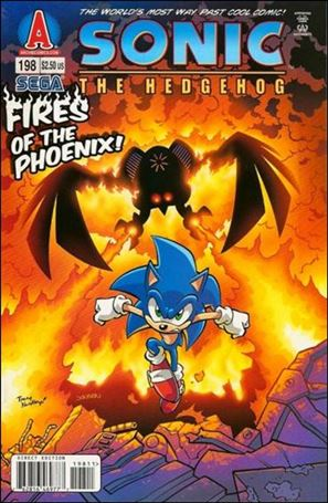 Sonic the Hedgehog (1993) 198-A