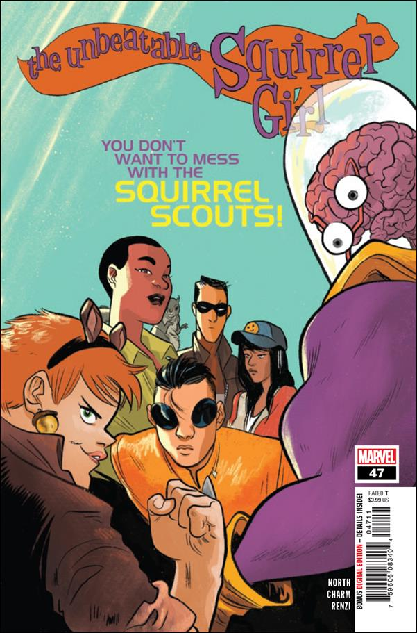 Unbeatable Squirrel Girl (2015/12) 47-A by Marvel