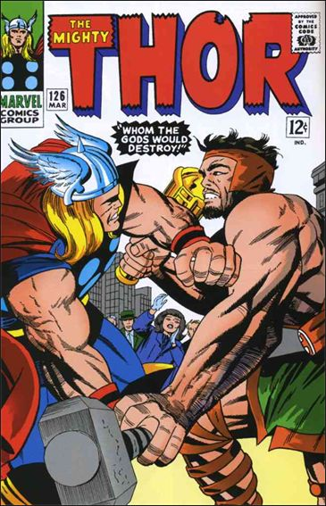 Thor (1966) 126-A by Marvel