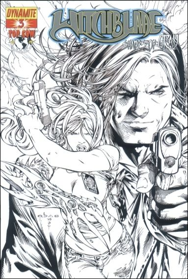 Witchblade: Shades of Gray 3-E by Dynamite Entertainment
