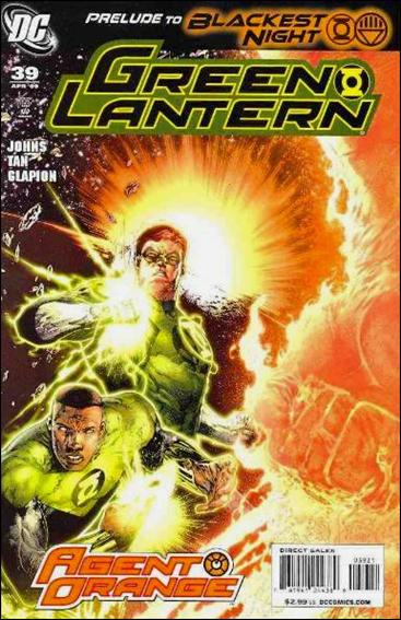 Green Lantern (2005) 39-B by DC