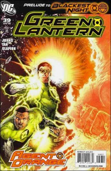 Green Lantern (2005) 39-B by DC